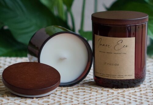 Luxury Coconut Soy Candles