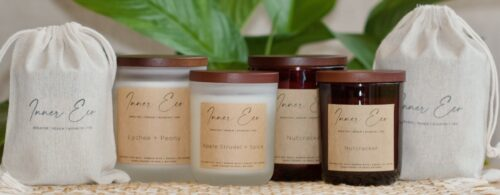 Luxury Candles Available In 2 Sizes Medium And Large